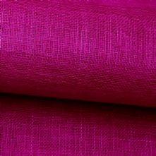 Fuchsia Pink Sinamay